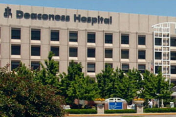 Image result for PHOTOS OF DEACONESS HEALTH CENTER EVANSVILLE
